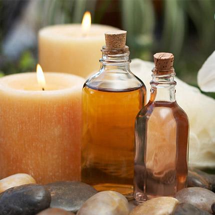 happy ending massage oil