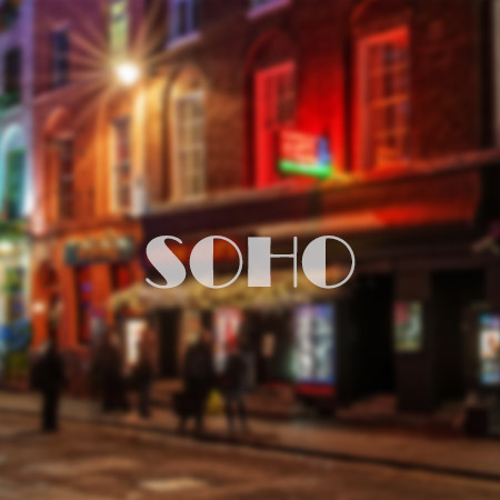 soho massage London